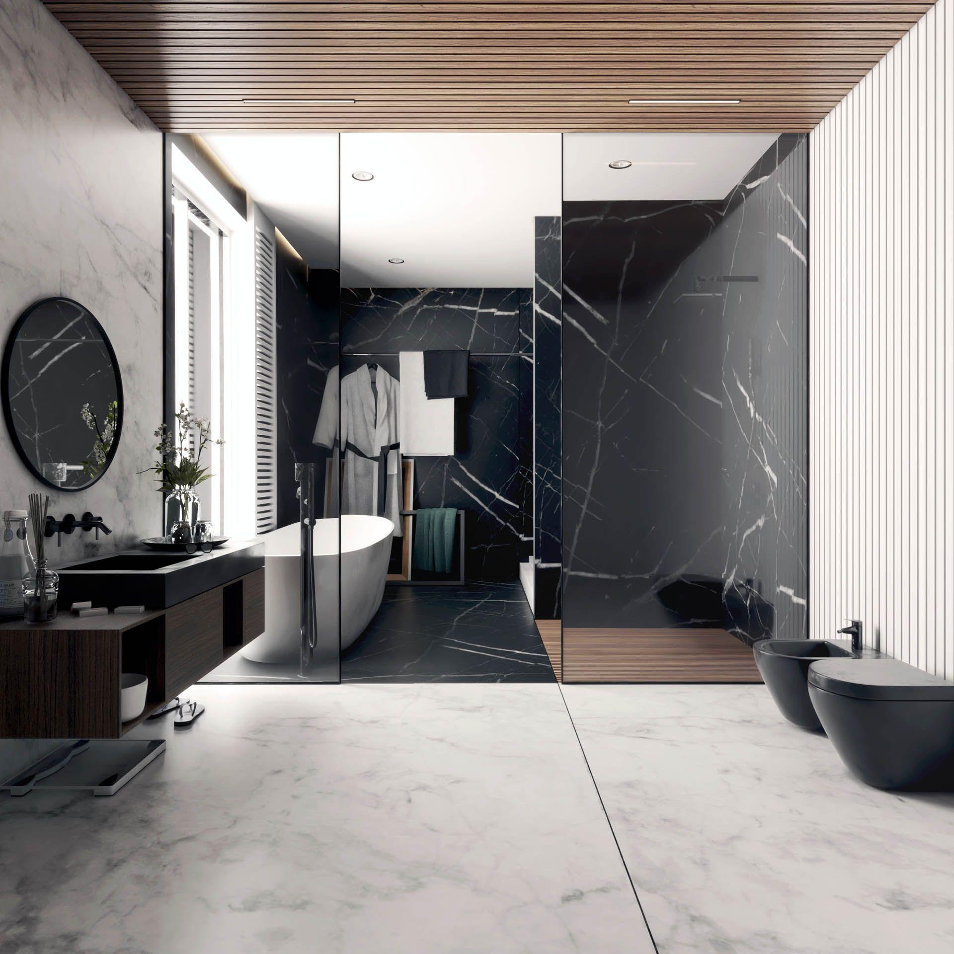 Great Tile Ideas For Small Bathrooms Bathroom Design Luxury Contemporary Bathroom Designs Contemporary Bathrooms