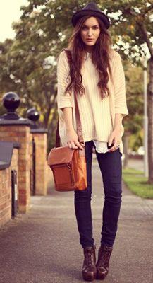 Cómo vestirte con estilo vintage moderno: 10 pasos -