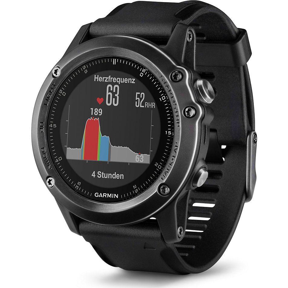 Garmin Smartwatch Fenix 3 HR Sapphire 40-27-2556