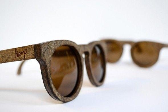 Fibra de maconha na confecção dos óculos da Hemp Eyewear - confira! 6c2490a5e4