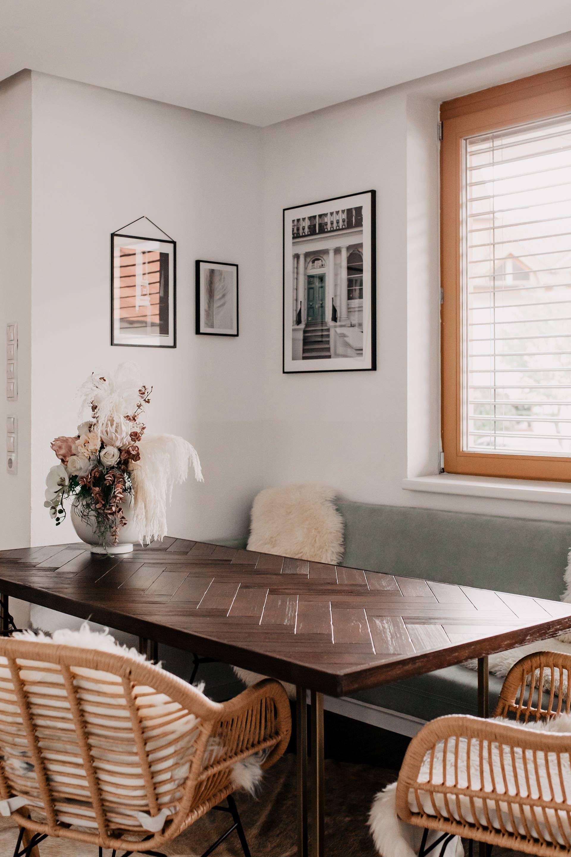 Design trifft Genuss Einblicke in unsere offene Wohnküche