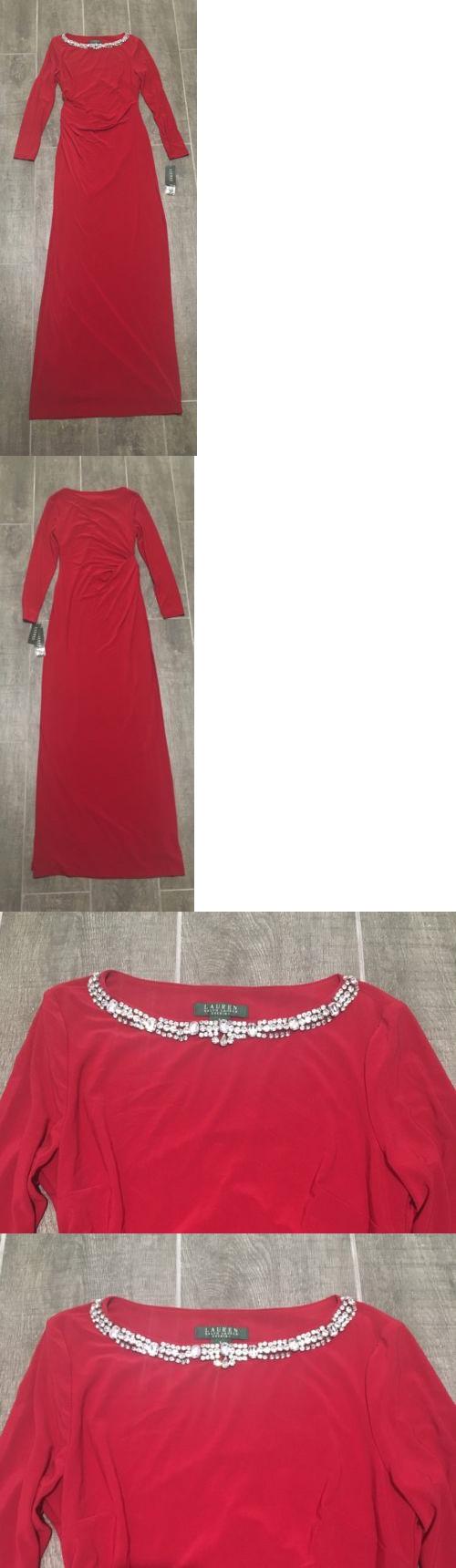 Other wedding and formal wear lauren ralph lauren long sleeve