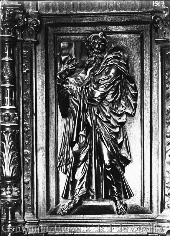 Relieves De La Sillería Del Coro Catedral Toledo Felipe Vigarny Greek Statue Statue Art