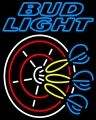 Bud Light Neon Darts Pin Neon Sign 11 0003, Bud Light Neon Beer Signs & Lights | Neon Beer Signs & Lights. Makes a great gift. High impact, eye catching, real glass tube neon sign. In stock. Ships in 5 days or less. Brand New Indoor Neon Sign. Neon Tube thickness is 9MM. All Neon Signs have 1 year warranty and 0% breakage guarantee.