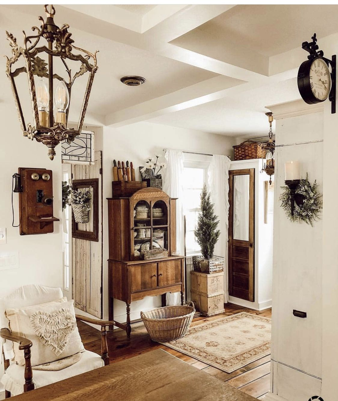 46 Fabulous Country Kitchen Designs Ideas: Pin By Catherine Gillman On There's No Place Like Home