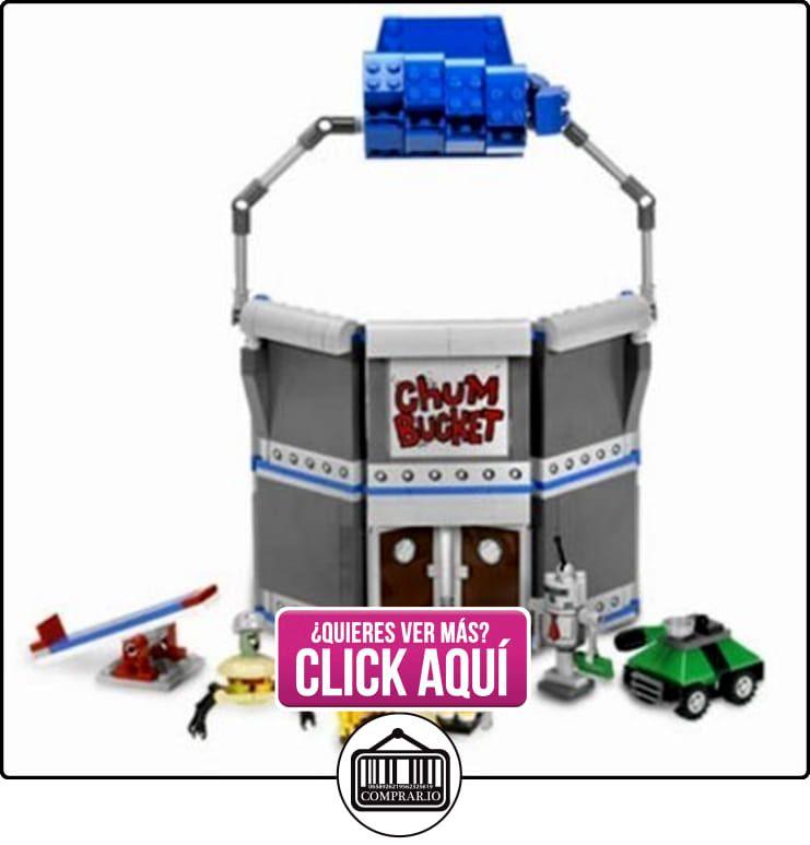 LEGO SpongeBob SquarePants Chum Bucket  ✿ Lego - el surtido más amplio ✿ ▬► Ver oferta: http://comprar.io/goto/B000NOC3C6