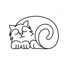 Acolchado gato
