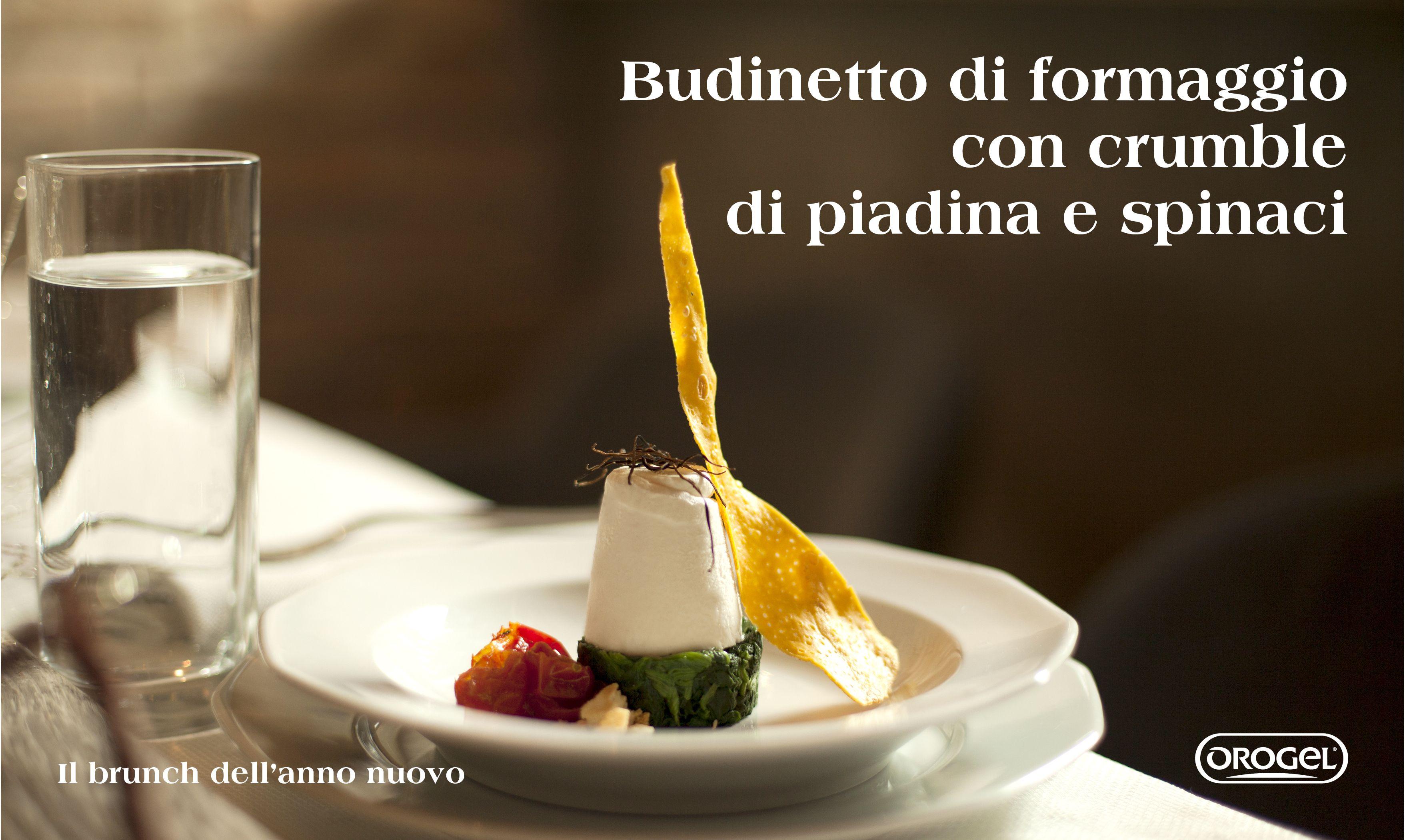 Il brunch dell'anno nuovo #formaggi #spinaci