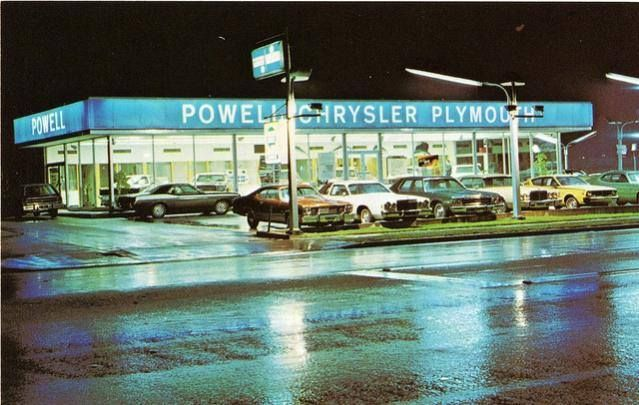 Powell Chrysler Plymouth Used Car Lots Car Dealership Plymouth