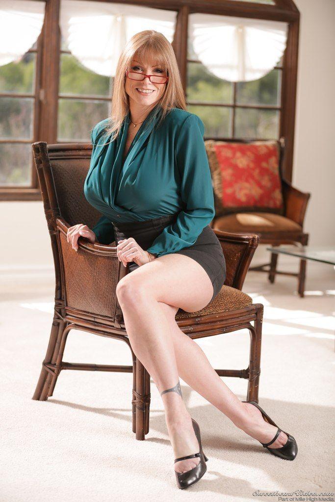 Blonde fantasy mature
