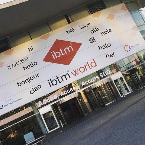 A fantastic team @ibtm world #Eurolink #ibtmworld #ibtm2016 #ibtmworld2016