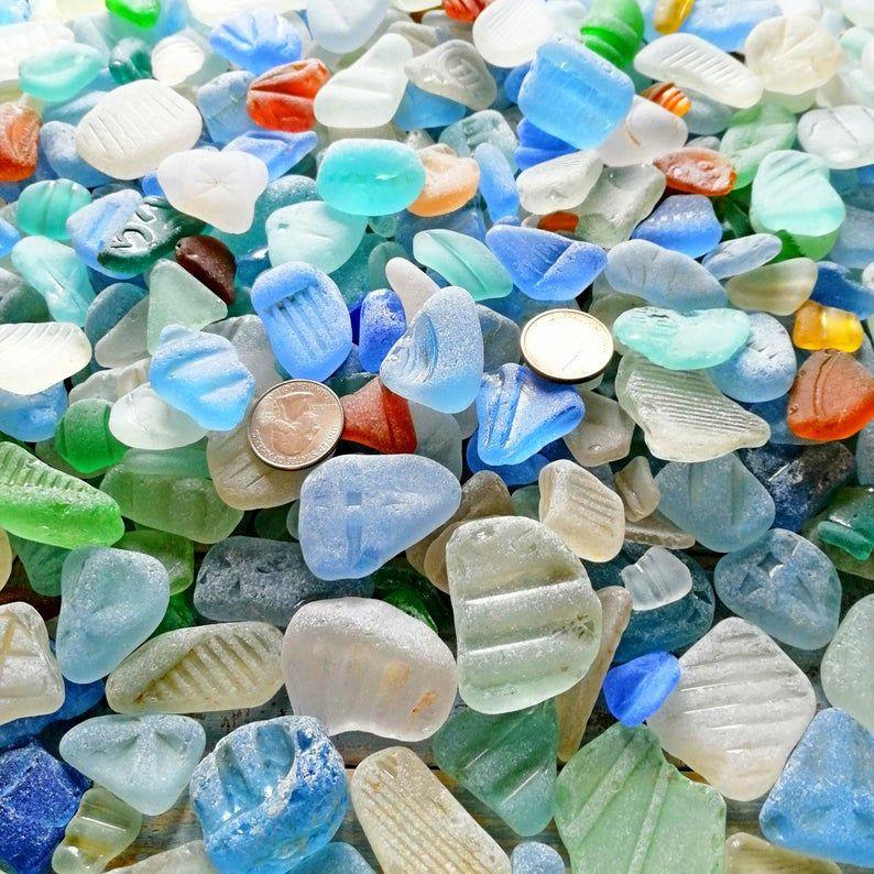 sea glass art kit