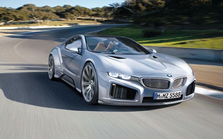 Mercedes West Houston >> BMW M100: BMW's Fastest Vehicle Ever | Bmw, Bmw concept, Bmw supercar