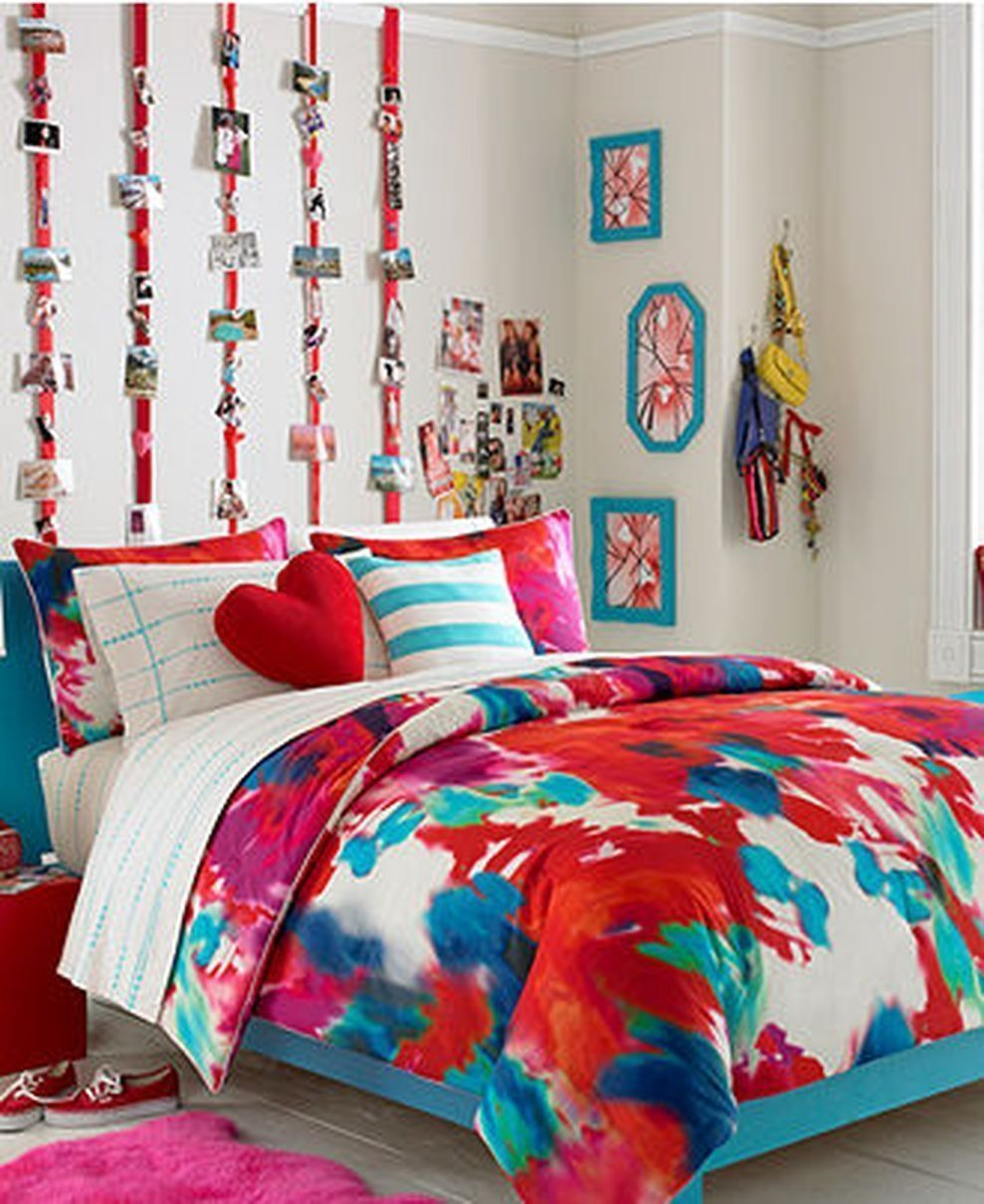 Awesome ideas for teenage girls bedroom design