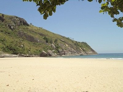 Bonete, Ilha Bela.