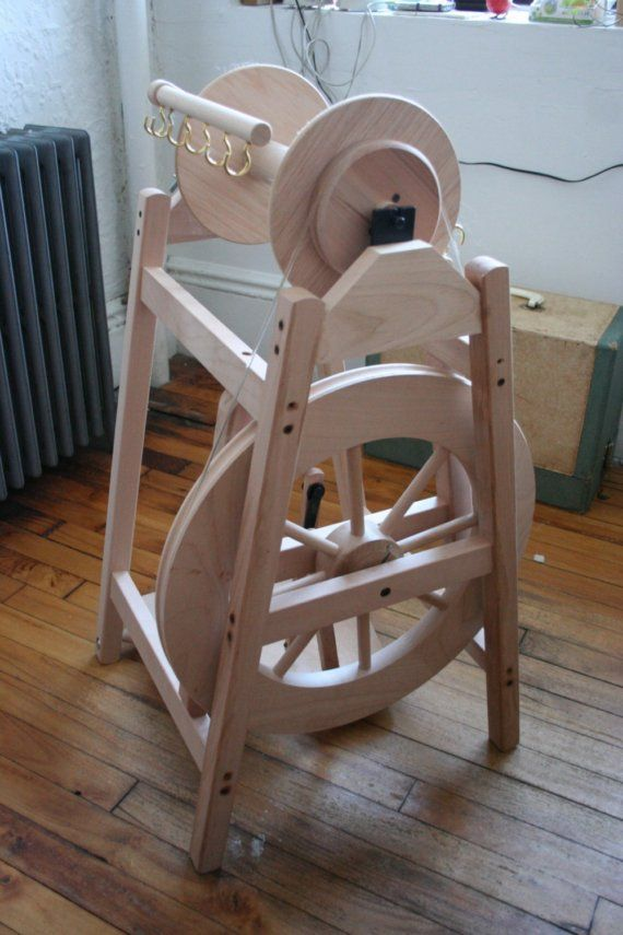 Ashford Country Spinner Spinning Wheel Like New Plus