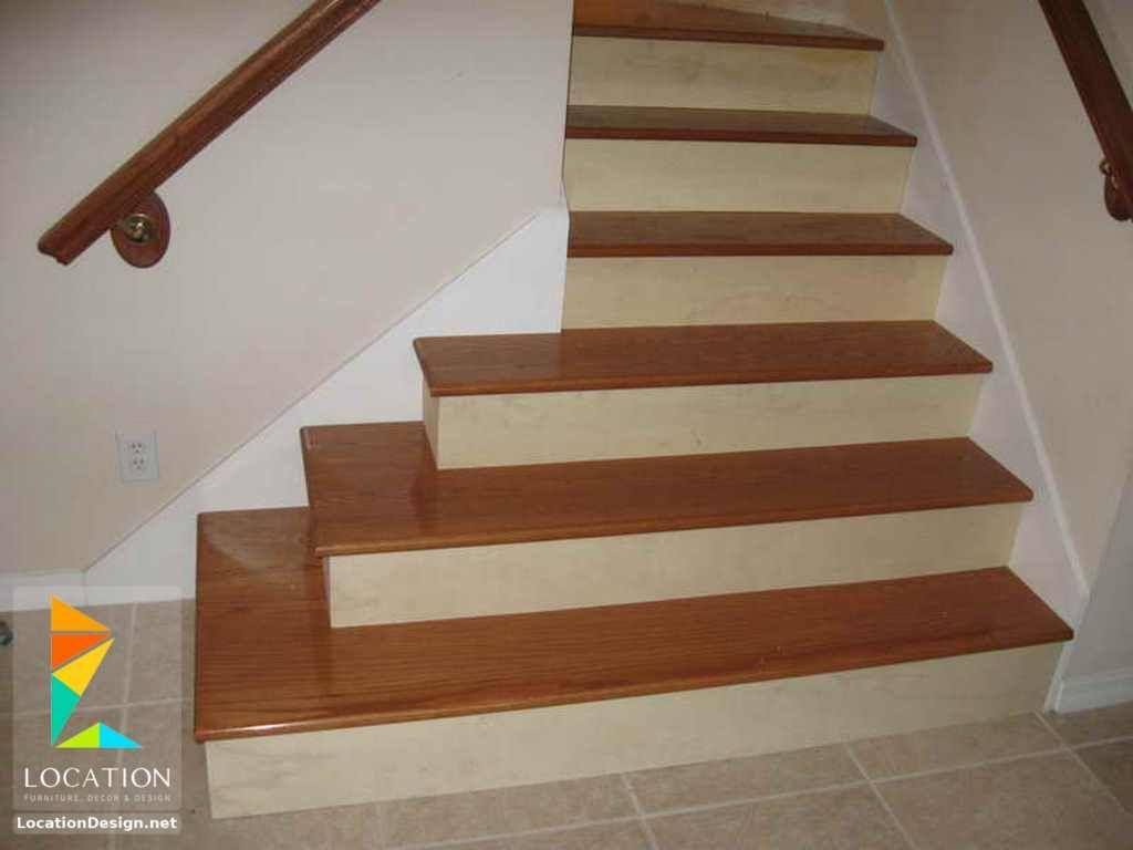اشكال سلالم داخلية للشقق 2018 2019 Stair Decor Flooring For Stairs Wooden Stairs