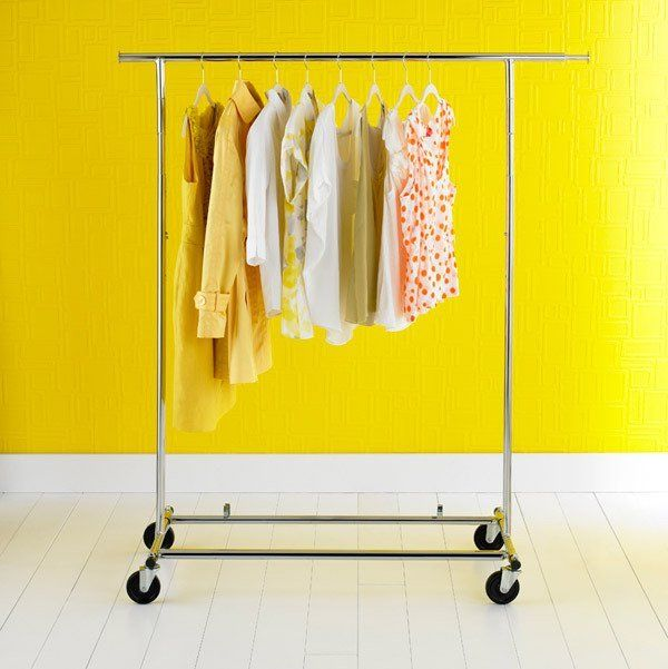 Small Space Solution: 10 Easy & Affordable Garment Racks to Buy or DIY