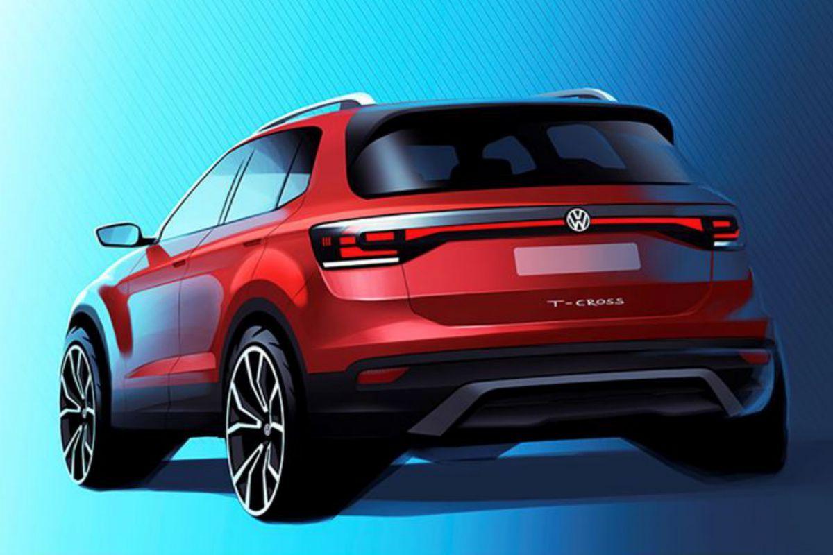 Volkswagen TCross Volkswagen touareg, Volkswagen, Suv