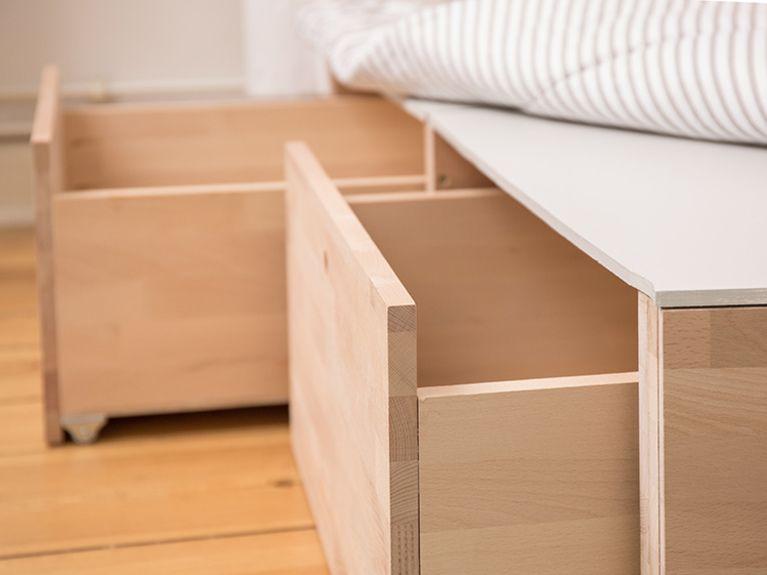 Tutoriel DIY: Construire une estrade pour la chambre d\'enfant via ...