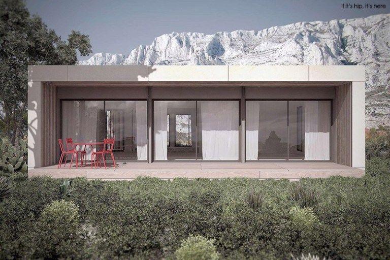 Multipod Studio Pop Up Houses Ten Different Prefab Models If