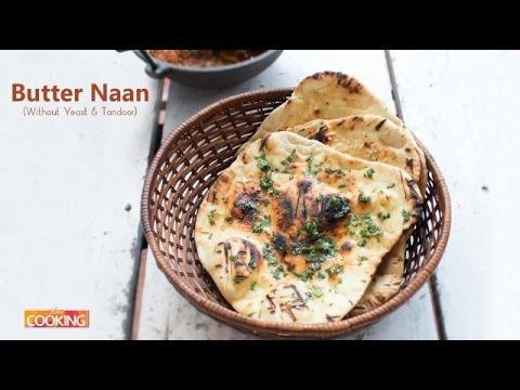 Pin by Susan Salehi on nan | Butter naan recipe, Naan ...