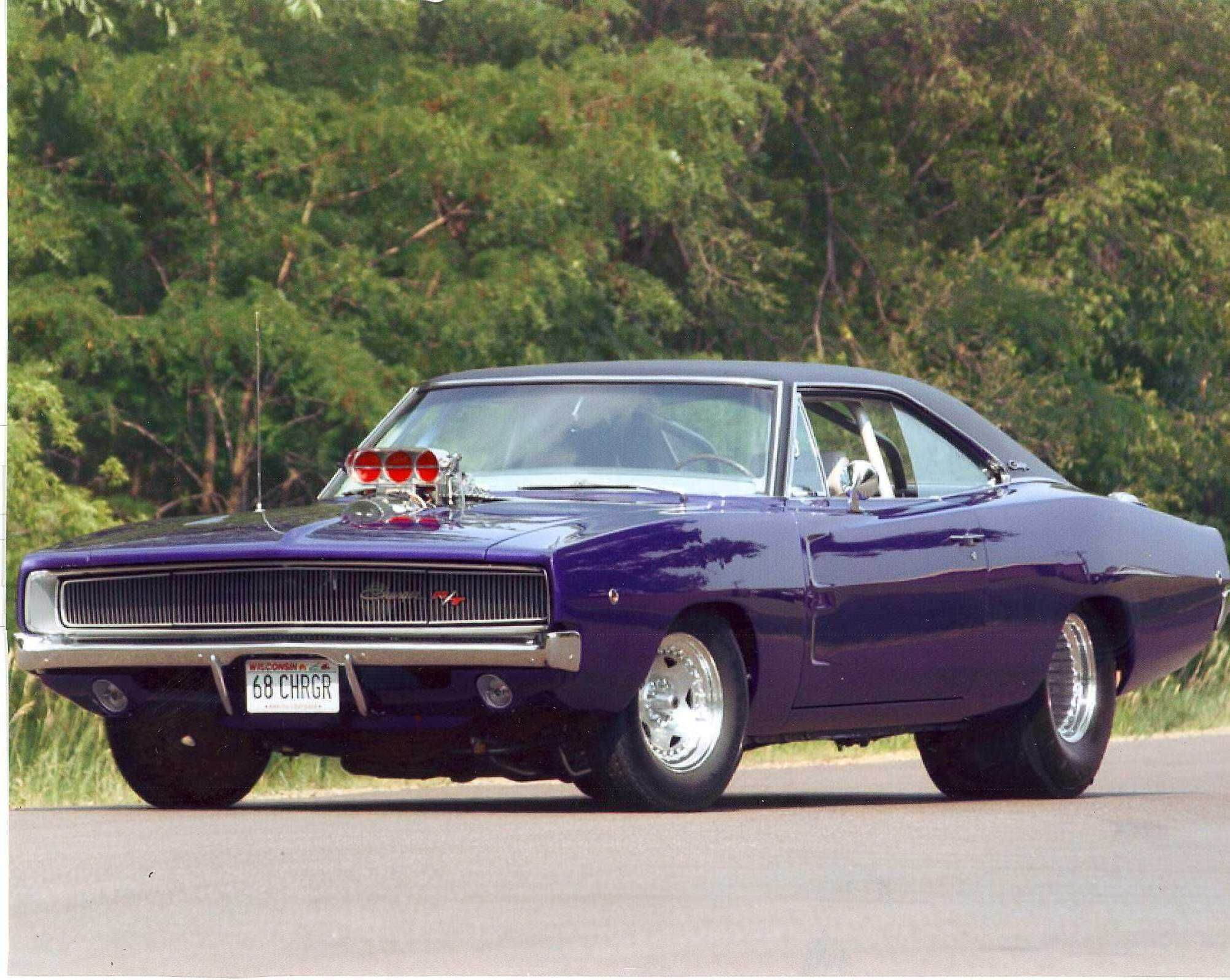 Old Muscle Cars Dodge Charger Wallpaper Mixhd Wallpapers Daytona