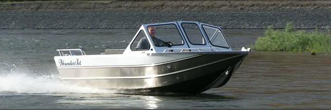 New 2013 Thunderjet Boats Alexis   Thunderjet Boats   Boat