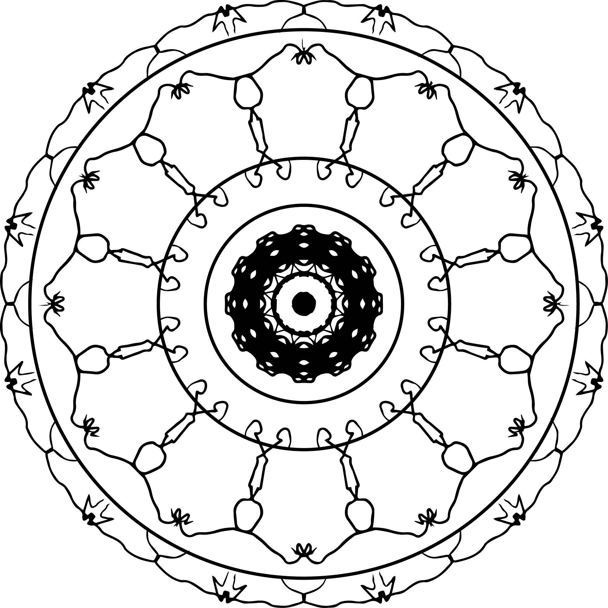 mandala coloring page 27 12 2015 014343 wecoloringpage