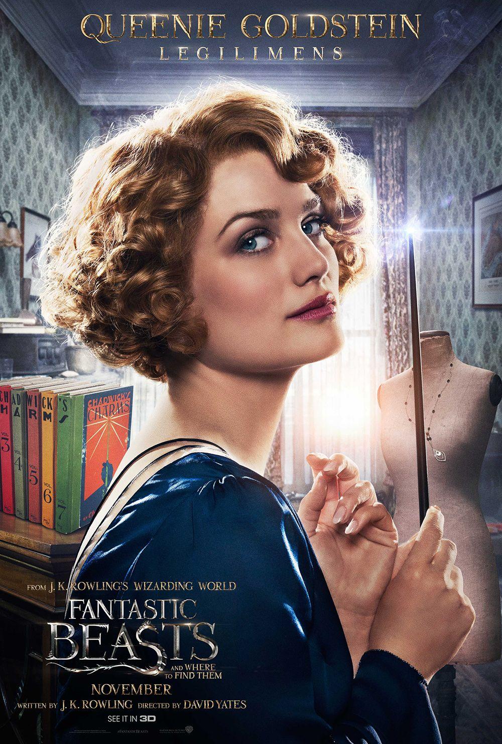 Fantastic Beasts Posters Queenie Jpg 1000 1481 Fantastic
