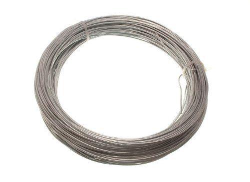 Galvanised Garden Wire 100m x 0.9mm Great Value!