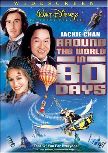 Around The World In 80 Days Widescreen Edition Around The World In 80 Days Jackie Chan Jackie Chan Movies
