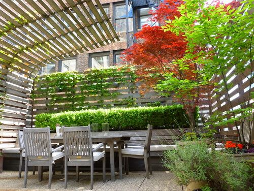 Garden Roof Ideas tank 2012 client photographs http://www.lynngaffney these