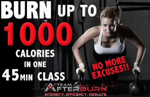 Beat the holiday bulge!  Join TODAY!   www.teamafterburn.com