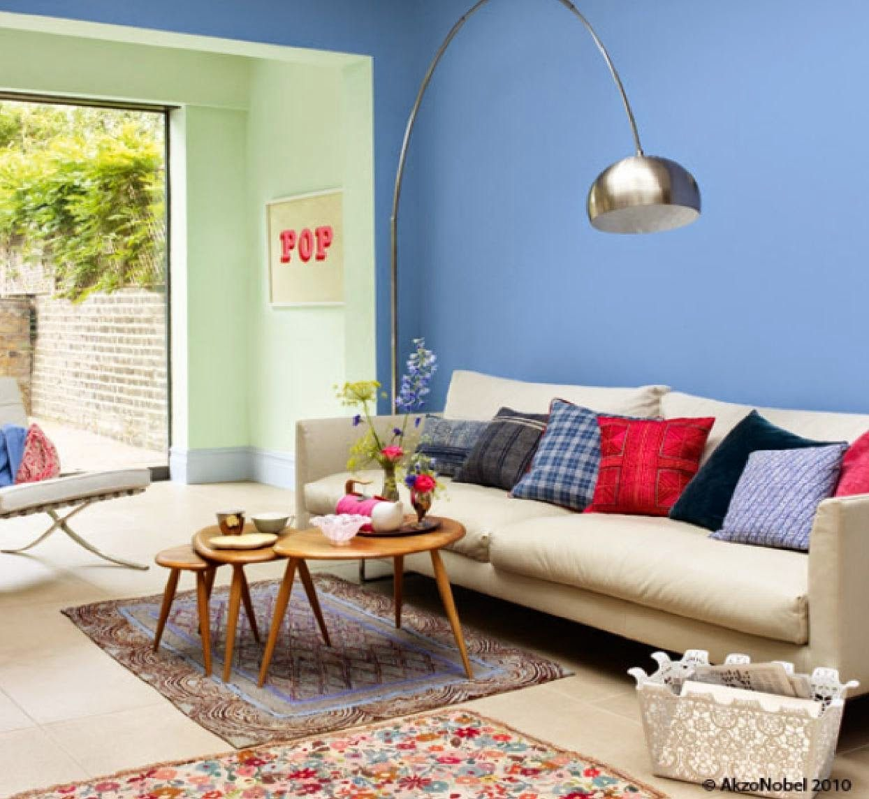 Explore Living Room Wall Colors And More