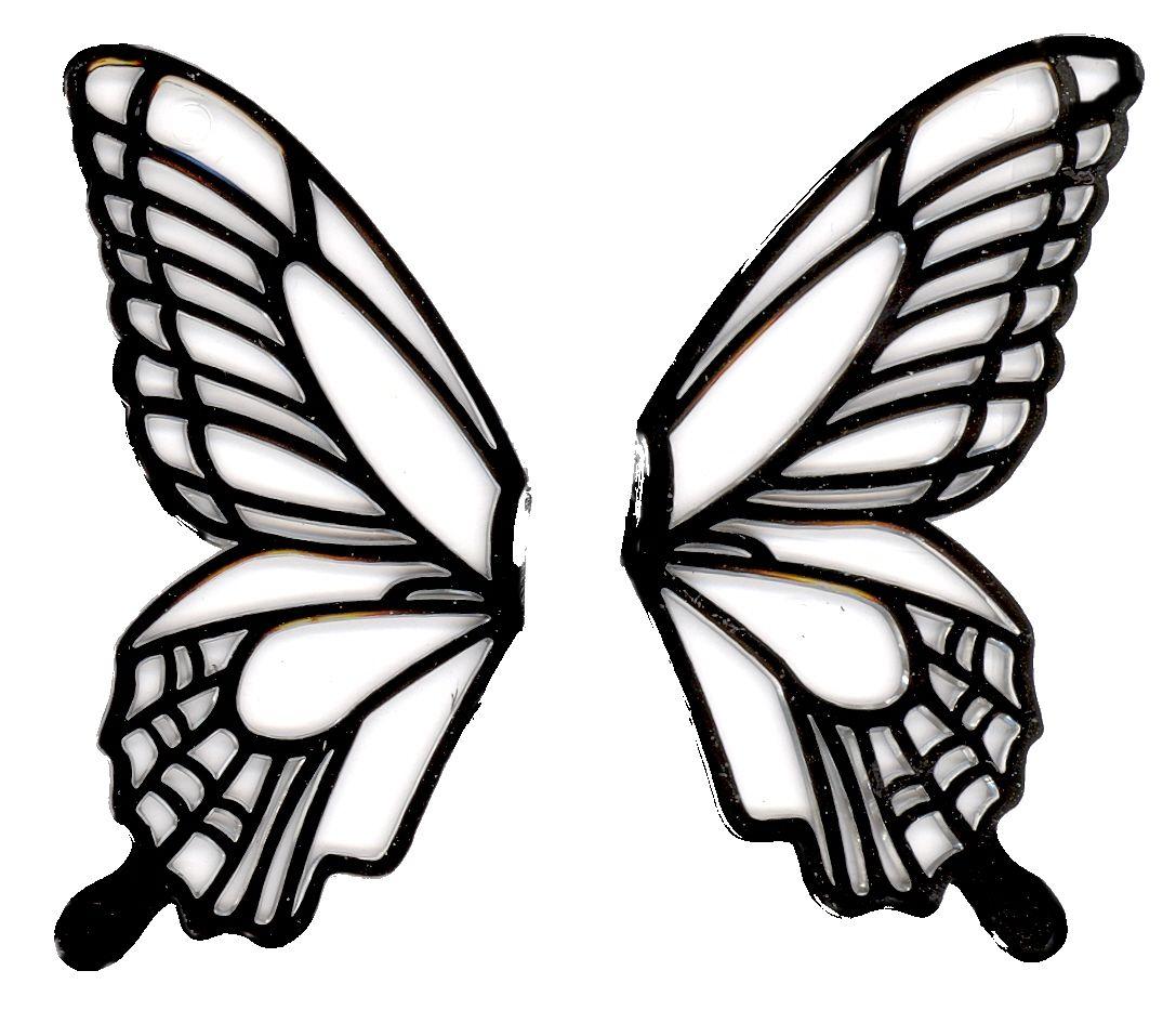 Butterfly Drawing Butterfly Wings Butterfly Clip Art