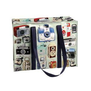 Shoulder Tote - Cameras