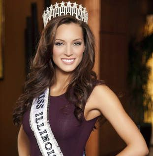 Tinley Park native Stacie Juris, who in December became Miss