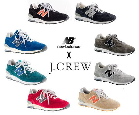 New Balance US限定★New Balance FOR J.CREW Limited Edition 1400