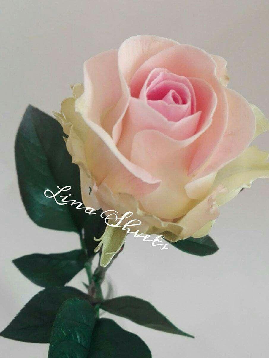 Pin On Kwiaty Z Foamiranu