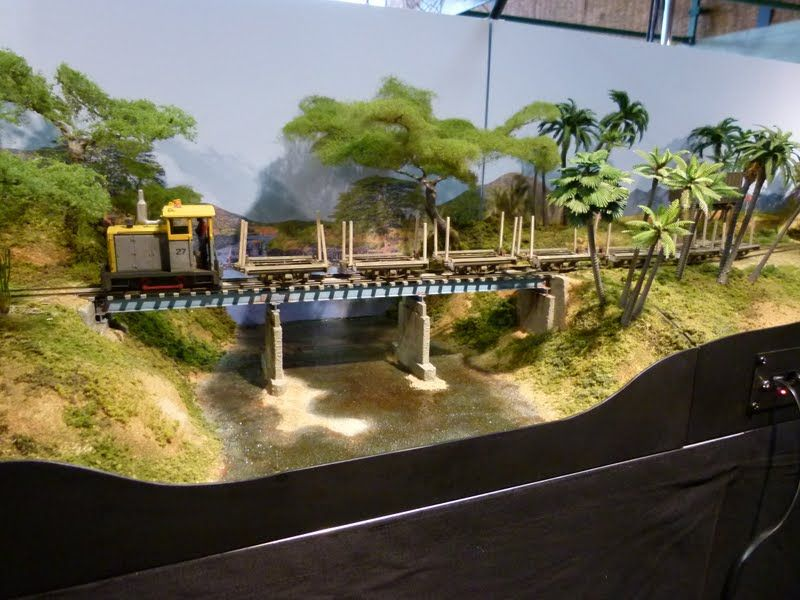11th Australian Narrow Gauge Convention, Melbourne 2013 - Narrow Gauge - Model Railroad Forums - Freerails