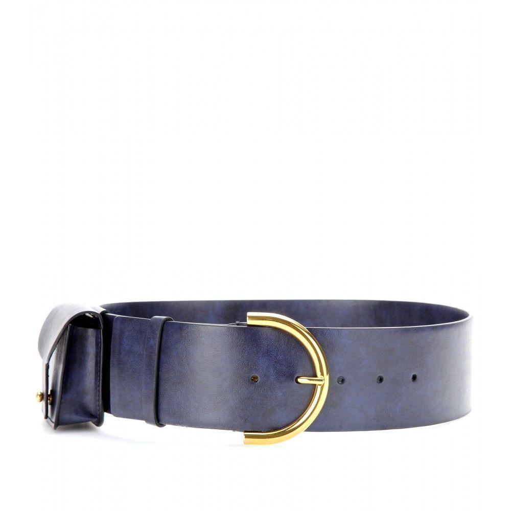 ca404d426661 Designers · mytheresa.com - Faux leather waist belt - belts - Accessories  ...