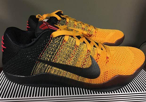 Bruce Lee Nike Kobe 11 822675 706 Kobe 11 Kobe Bryant Shoes