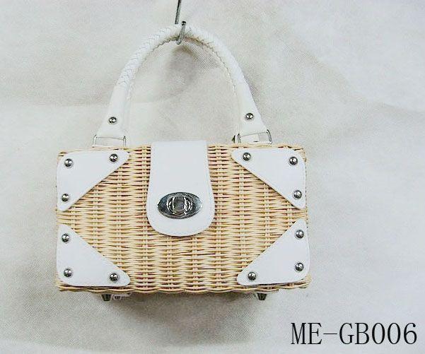 2012 Summer Grass Straw Bag
