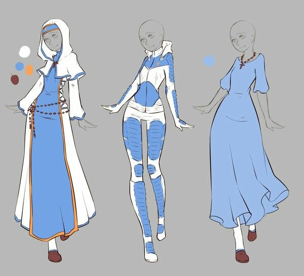 Anime Clothing Designs Male