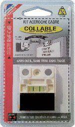 un syst me g nial pour accrocher un tableau sans faire de. Black Bedroom Furniture Sets. Home Design Ideas
