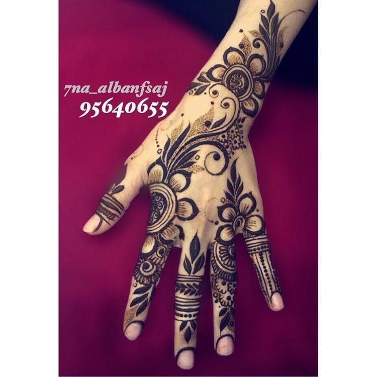الحمدلله مآ شآء الله تبآركك الله نقوشات مسقط جميل رسم نقش حنا حنا البنفسج Mehndi Designs Henna Hand Tattoo Mehndi Images