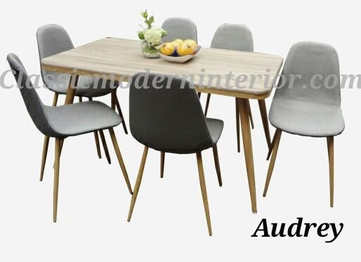 Audrey Dining Set 6 Seater | ClassicModern Is An Online Furniture Store  Based In The