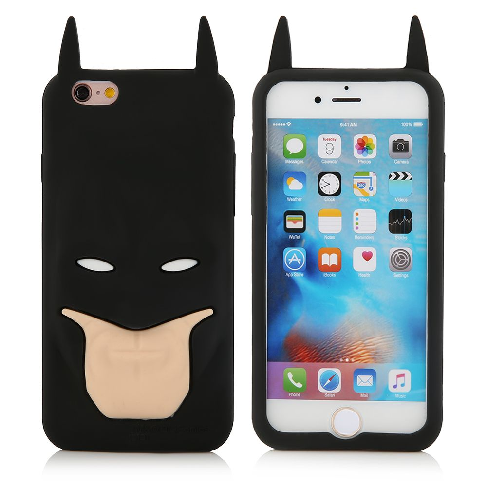 Pics photos batman logo evolution design for samsung galaxy case - Batman Style Phone Case For Iphone 5 5s 6 6s 6s Plus