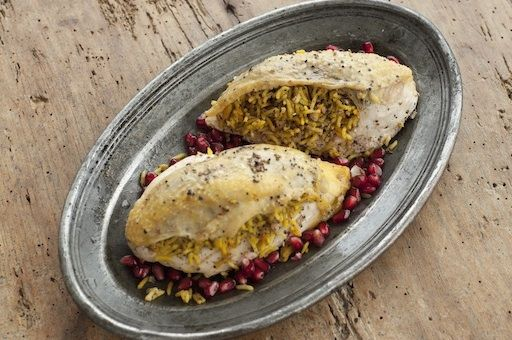 Fancy Some Stuffed Chicken With Nuts? Hereu0027s The Recipe: Http://www.the  Lebanese Kitchen.com/recipes/meat/stuffed Chicken With Nuts/